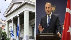 ελληνικό Υπουργείο Εξωτερικών Μεβλούτ Τσαβούσογλου