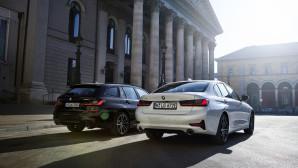 BMW Σειρά 3 plug-in υβριδικές εκδόσεις