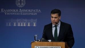 εκπρόσωπος ΥΠΕΞ Αλέξανδρος Γεννηματάς