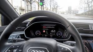 Audi επικοινωνία φανάρια