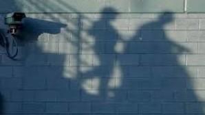 Σκιές σε τοίχο