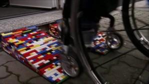 Οι ράμπες από Lego