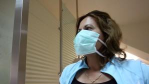 μάσκα για γρίπη
