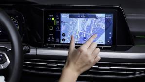 VW Golfσύστημα Infotainment