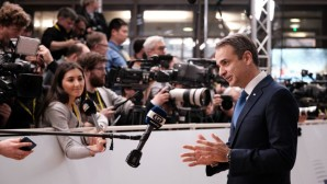 Κυριάκος Μητσοτάκης έκτακτη σύνοδος κορυφής ΕΕ