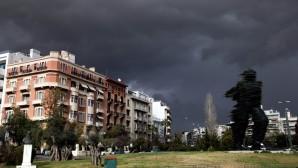 Αθήνα βροχή