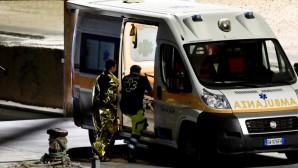 Ιταλία ασθενοφόρο