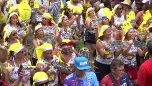 καρναβάλι στο Ρίο