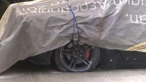 αυτοκίνητο Corvette