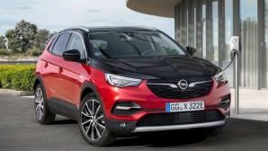 OpelGrandland Χ Hybrid Τιμές Ελλάδα