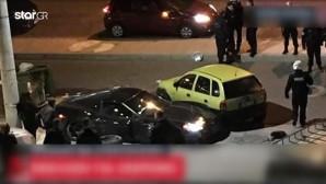 Corvette δυστύχημα