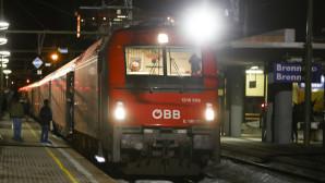 τρένο Αυστρία