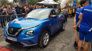 Nissan JUKE 6th  Lycabettus Run