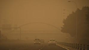 Αφρικανική σκόνη - Ισπανία