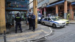 Μενάνδρου - Συμπλοκή - Αστυνομία