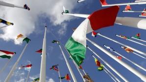Κομισιόν ΕΕ σημαίες