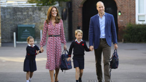 Τα μέλη της βασιλικής οικογένειας