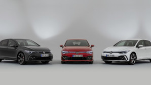 Golf GTI, GTE και GTD έκθεση Γενεύης