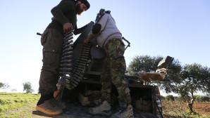 στρατιώτες στο Ιντλίμπ