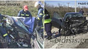 Tροχαίο δυστύχημα στο Κιλκίς