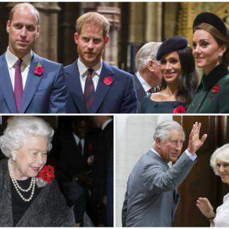 Βρετανική βασιλική οικογένεια