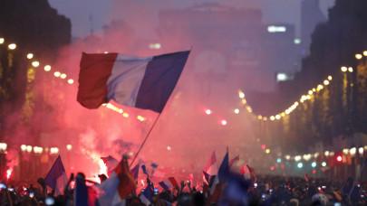 Πανηγυρισμοί στο Παρίσι
