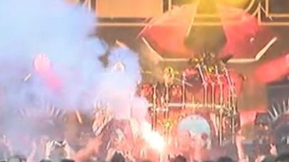 Οι Iron Maiden στο Rockwave Festival