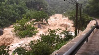 Τυφώνας Rumbia στην Κίνα