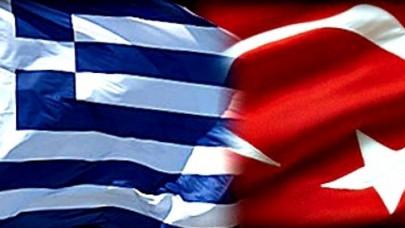 Σημαίες Ελλάδας και Τουρκίας