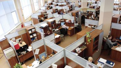 Γραφεία εργαζομένων στη Ρωσία