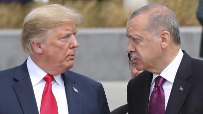 Τραμπ - Ερντογάν