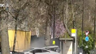 αμάξι δέντρο