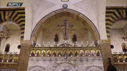 Η εκκλησία της Κοιμήσεως της Θεοτόκου