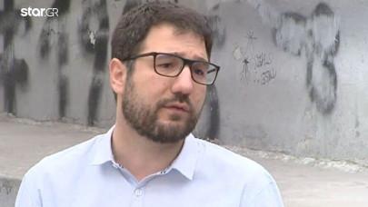 Ο Νάσος Ηλιόπουλος στο STAR