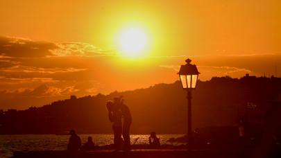 αλιμος ηλιοβασιλεμα