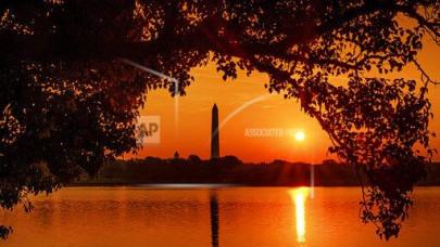 ηλιοβασίλεμα Ουάσιγκτον