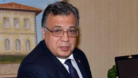 Ποιος ήταν ο Ρώσος πρέσβης που δολοφονήθηκε στην Άγκυρα – Είχε υπηρετήσει σε δύσκολες θέσεις