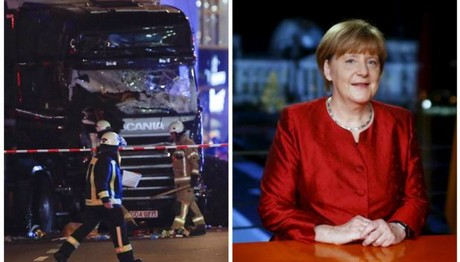 Στριμωγμένη η Μέρκελ μετά την επίθεση στο Βερολίνο