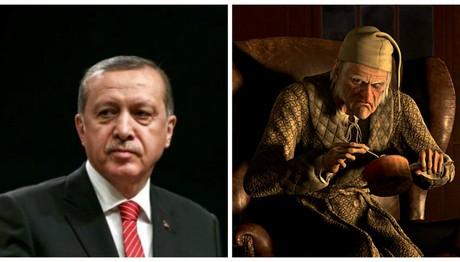 Ο Ερντογάν σε ρόλο… Σκρουτζ: Απαγόρευσε τη διδασκαλία μαθήματος για τα Χριστούγεννα!