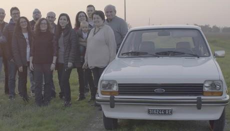 Αναπαλαίωσαν το αγαπημένο οικογενειακό  Ford Fiesta  38 ετών