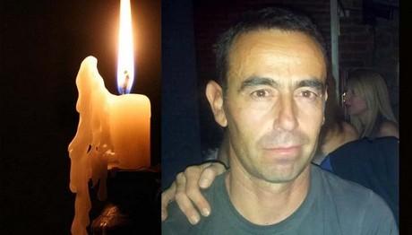 Θρήνος στη Λάρισα για τον Λάζαρο Κουτσιανίκα