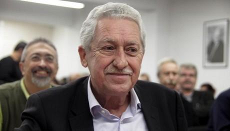 Συσπείρωση με τον ΣΥΡΙΖΑ ζητά ο Φώτης Κουβέλης