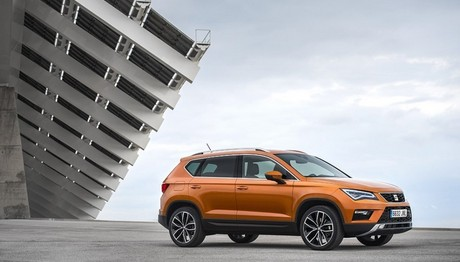 """To SEAT Ateca στέφεται """"Best Buy Car of Europe in 2017"""""""