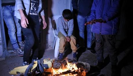 Χωρίς ηλεκτρικό και νερό το hot spot στη Σούδα