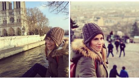 Νάντια Μπουλέ: Απολαμβάνει τις βόλτες της στο Παρίσι και βομβαρδίζει το Instagram!