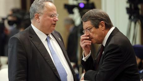 Κυπριακό ώρα… χαμού! Κύπριοι εναντίον Κοτζιά – Αναστασιάδης: Δεν θέλω κουτσομπολιά!