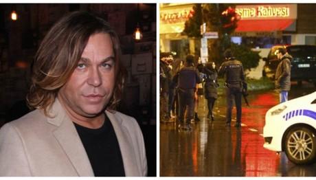 Σοκαρισμένος ο Τρύφωνας Σαμαράς! Eίχε κλείσει τραπέζι  στο club στην Κωνσταντινούπολη που έγινε το μακελειό