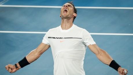 Australian Open: Στα προημιτελικά ο Ναδάλ