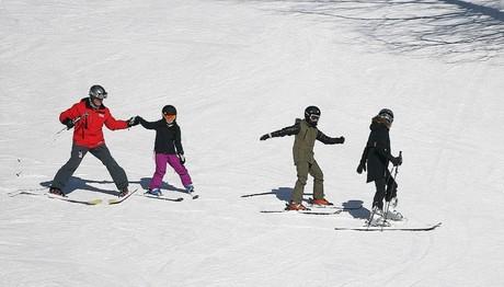 Για σκι στο Κολοράντο η Τζολί