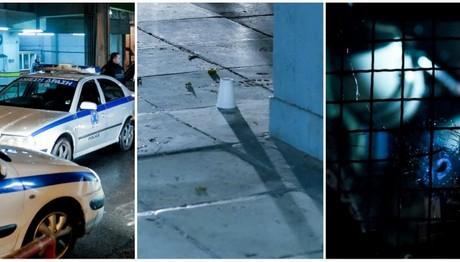 Πυροβολισμοί με καλάσνικοφ έξω από τα γραφεία του ΠΑΣΟΚ
